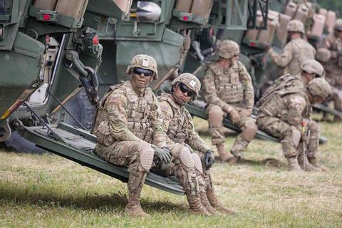 37.000 quân tham gia cuộc tập trận lớn nhất do Mỹ dẫn đầu tại châu Âu