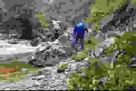 9x Sài Gòn kể chuyện thót tim khi leo Fansipan trong mưa lũ xối xả