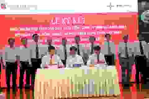 EVNSPC ký kết thỏa thuận hợp tác với Agribank