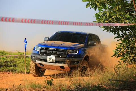 Ford Việt Nam mang trải nghiệm toàn diện đến Giải đua PVOIL Cup 2019