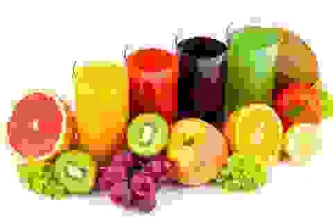 Uống thêm nửa ly nước ép trái cây mỗi ngày làm tăng nguy cơ đái tháo đường
