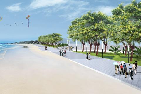 Phú Quốc chuẩn bị xây dựng tuyến đường ven biển đầu tiên