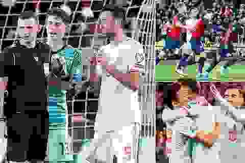 Hòa Na Uy, Tây Ban Nha chưa thể giành vé dự Euro 2020