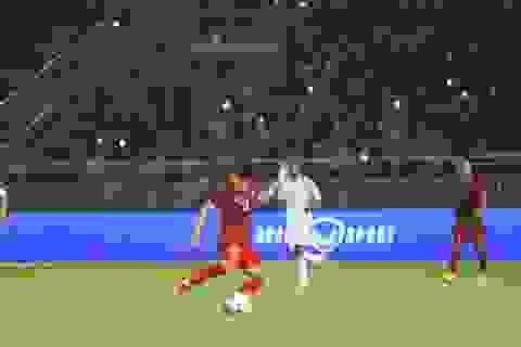 Sân Thống Nhất lung linh trong ngày U22 Việt Nam tái ngộ khán giả TPHCM