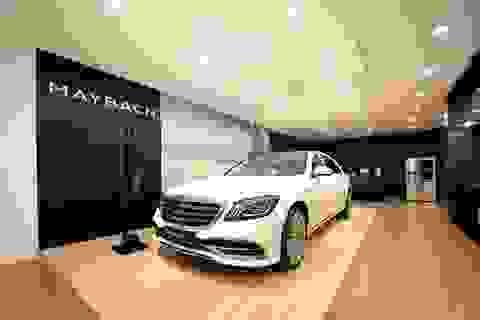 Mercedes-Benz Việt Nam ra mắt 2 mẫu xe SUV cùng công nghệ mới