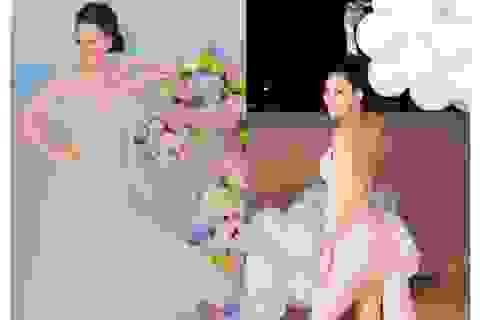 Sinh nhật sang chảnh bên bờ biển của người đẹp Hoa hậu Hoàn vũ