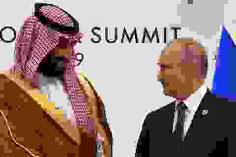 """""""Ván cờ"""" Trung Đông trong chiến lược của Tổng thống Putin"""