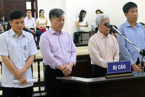 Cựu Chủ tịch Vinashin bị tăng nặng hình phạt