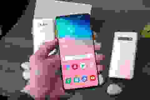 Samsung cảnh báo người dùng không tự ý dán cường lực bảo vệ màn hình trên Galaxy S10