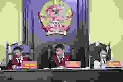 Xử vụ gian lận thi cử Sơn La: Sẽ dẫn giải nhiều người làm chứng vắng mặt