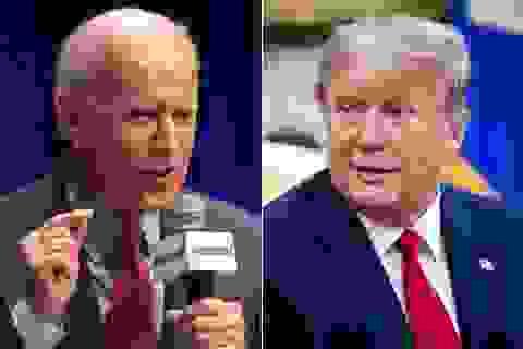"""Ông Biden tuyên bố không """"tha"""" cho ông Trump nếu đắc cử tổng thống"""