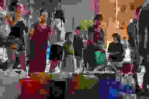 Công ty nước sạch sông Đà dừng cấp nước vô thời hạn