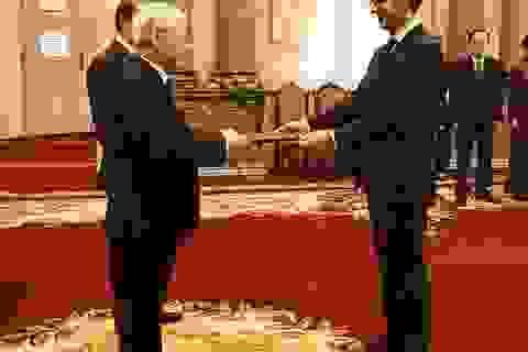 Tân Đại sứ EU muốn tăng cường hơn nữa quan hệ với Việt Nam