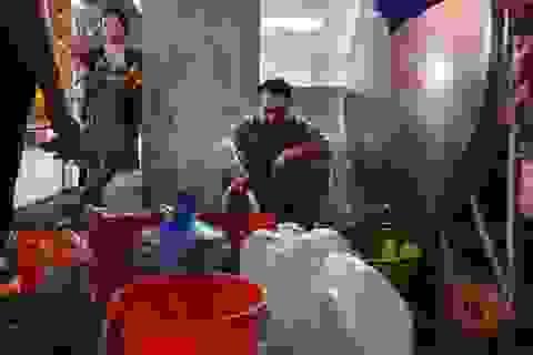 UBND TP Hà Nội: Người dân có thể dùng nước sạch sông Đà ăn uống