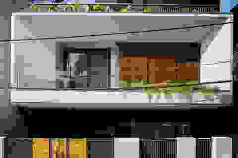 """Kiểu biệt thự 3 tầng mới lạ có vẻ đẹp """"thôi miên"""""""
