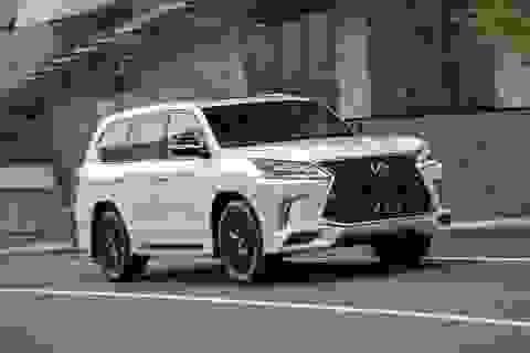 Lexus gây xôn xao vì đăng ký bản quyền tên gọi LX600