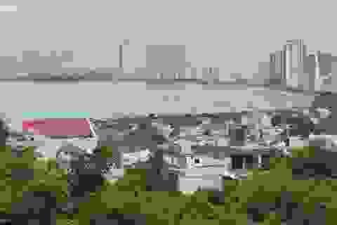 """Vụ """"xẻ núi"""" xây biệt thự ở Nha Trang: Chủ đầu tư chấp hành yêu cầu tạm dừng"""