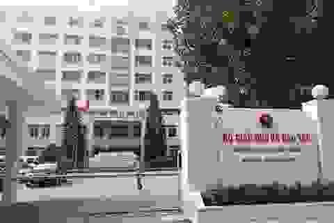 Bộ GD&ĐT phân công người phụ trách công việc của cố Thứ trưởng Lê Hải An