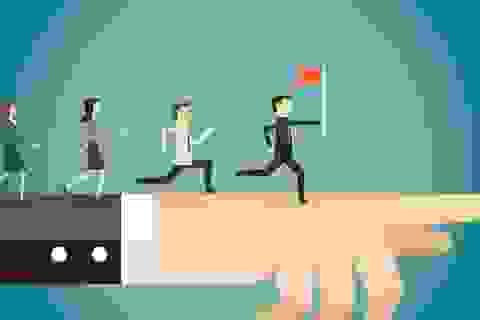Công thức 1% + 4%= 96% tạo nên nhà lãnh đạo kiệt xuất