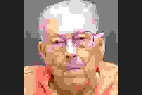 Cụ ông 94 tuổi giết vợ 80 tuổi