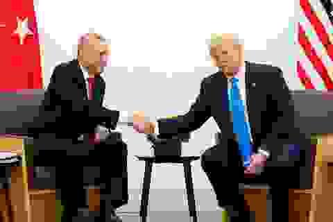 """Tổng thống Thổ Nhĩ Kỳ """"ném thư cảnh báo của ông Trump vào thùng rác"""""""