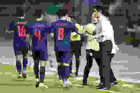 Đội tuyển Thái Lan hội quân sớm để chuẩn bị đấu Malaysia và Việt Nam