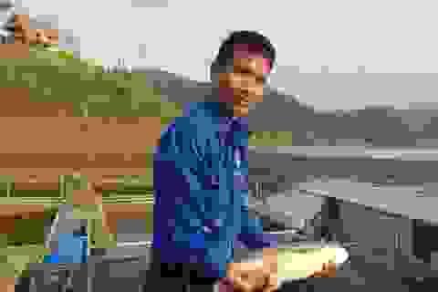 Nghệ An: Bí thư Đoàn xã nuôi cá lồng bè, thu nhập trăm triệu đồng mỗi tháng
