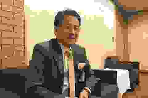 """Quan chức Nhật Bản nói sáng kiến Vành đai và Con đường của Trung Quốc là """"phô diễn chính trị"""""""