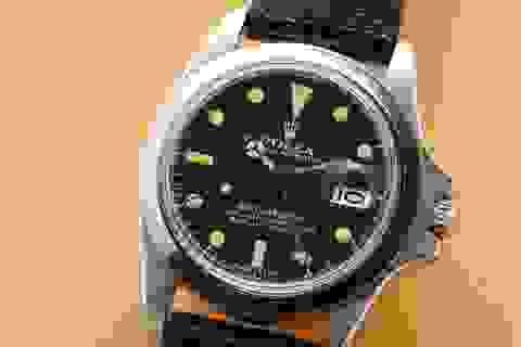 """""""Choáng"""" với chiếc đồng hồ Rolex có giá đắt nhất hành tinh"""