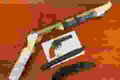 Vụ nổ súng bắn trọng thương 3 người: Tạm giữ hình sự 7 đối tượng