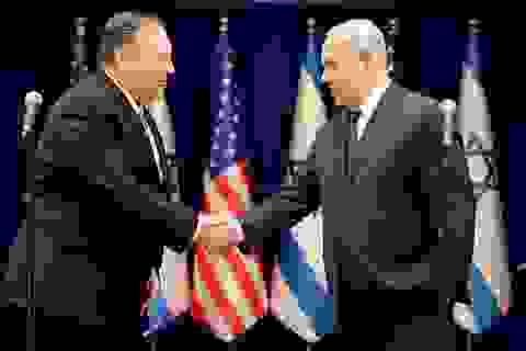 """Mỹ nói Israel có """"quyền cơ bản"""" không kích mục tiêu tại Syria để chống Iran"""
