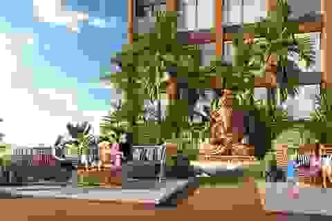 Apec Mandala Grand Phú Yên – Tái hiện nét kiến trúc độc đáo Champa