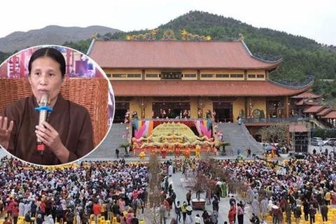 """Chưa kết luận về nghi vấn trục lợi trong hoạt động """"thỉnh vong"""" tại chùa Ba Vàng?"""
