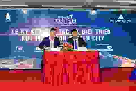 Đất Xanh Central công bố Khu đô thị Phú Thịnh Center City