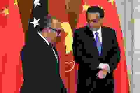Úc gia tăng cảnh báo với các khoản cho vay của Trung Quốc ở khu vực Thái Bình Dương