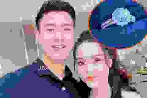 Bạn gái Duy Mạnh khoe nhẫn kim cương, cởi mở về đám cưới trong tương lai