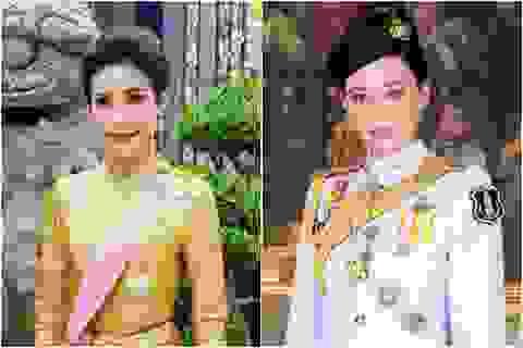 Đường vào hoàng tộc của hai người phụ nữ bên cạnh nhà vua Thái
