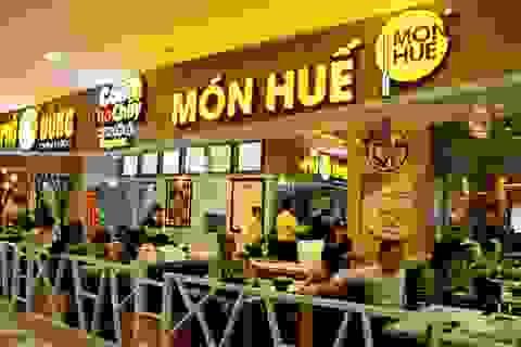 Nợ tiền nhiều nhà cung cấp, chuỗi nhà hàng Món Huế đồng loạt đóng cửa