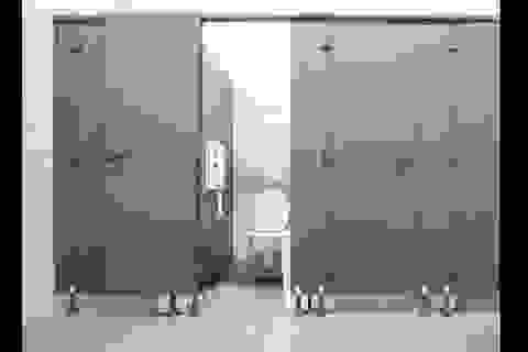 Nhà vệ sinh thông minh cảnh báo khi người dùng... ngồi quá lâu