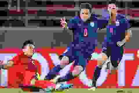 Thái Lan nhiều khả năng sẽ mất Thitipan khi đấu đội tuyển Việt Nam