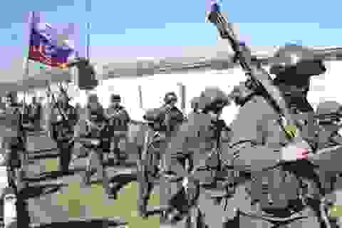 Nga đưa quân cảnh tới biên giới Syria - Thổ Nhĩ Kỳ