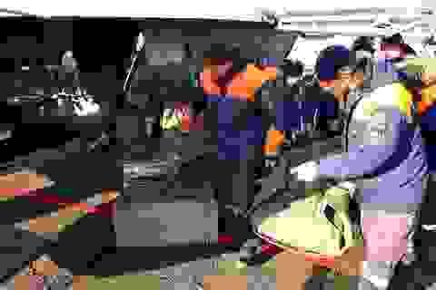 Lộ két sắt chứa 18 kg vàng sau vụ vỡ đập ở Nga