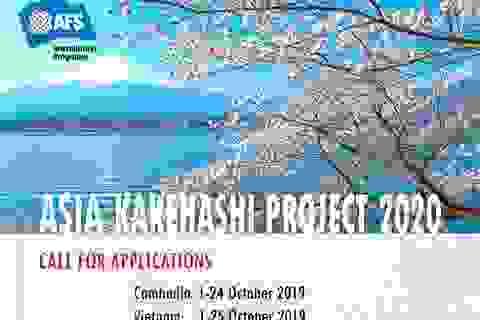 4 học bổng du học, thực tập ở châu Á hấp dẫn mở đơn từ tháng 10/2019