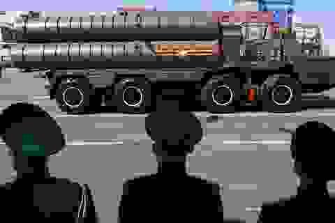 """Nga lần đầu đưa """"rồng lửa"""" S-400 ra nước ngoài tập trận"""