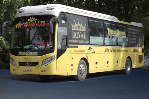 Du lịch Sapa cùng dịch vụ xe hoàn hảo của Hà Sơn Hải Vân