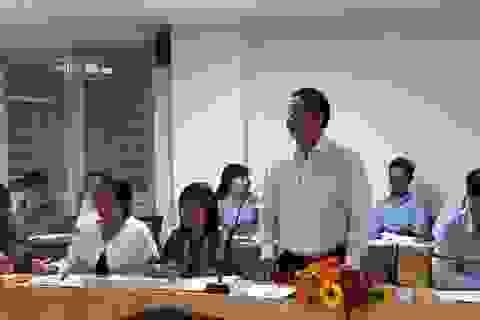 Gần 20 Sở GD-ĐT phía Nam họp bàn kế hoạch thực hiện chương trình giáo dục phổ thông mới