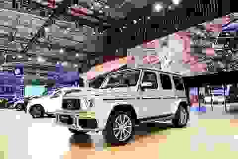 Mercedes-Benz Việt Nam giới thiệu hai xe mới tại Triển lãm Ô tô Việt Nam 2019
