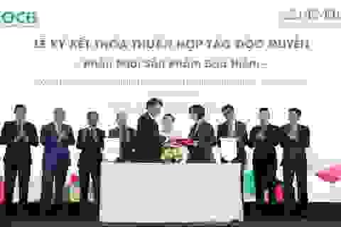 Generali Việt Nam hợp tác độc quyền 15 năm với OCB phân phối các sản phẩm bảo hiểm qua kênh ngân hàng