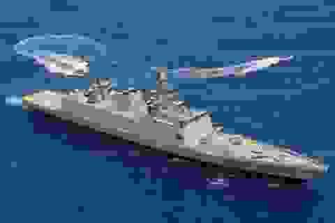 Tàu hải quân Ấn Độ sắp thăm Đà Nẵng