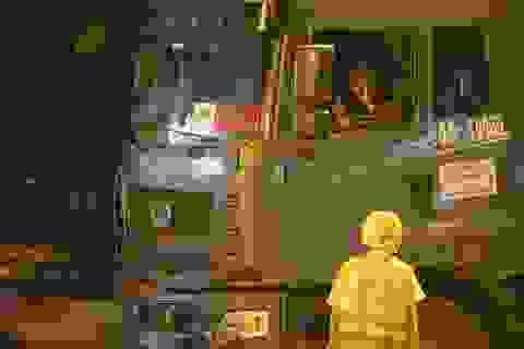 """Bị CSGT kiểm tra, hàng loạt tài xế xe quá tải """"gọi điện cho người thân"""""""
